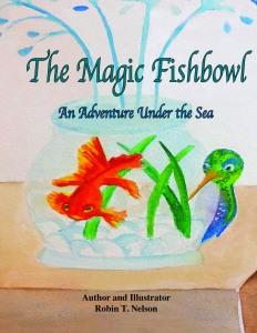 Magic Fishbowl English Book