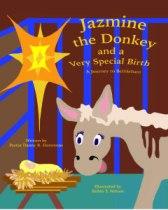 Jazmine the Donkey Children's Book