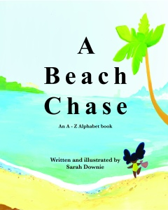 A Beach Chase Children's Book