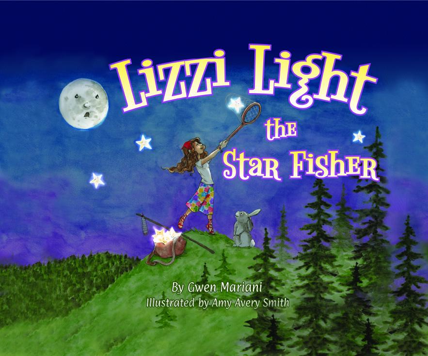 Lizzi Light the Star Fisher children's book