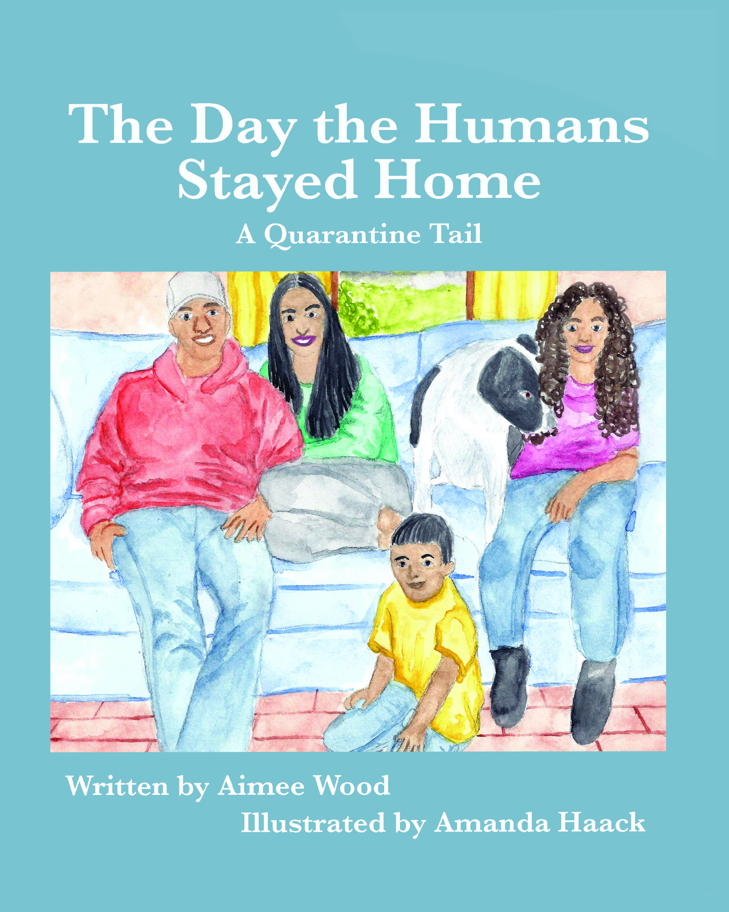The Day The Humans Stay Home: A Quarantine Tail