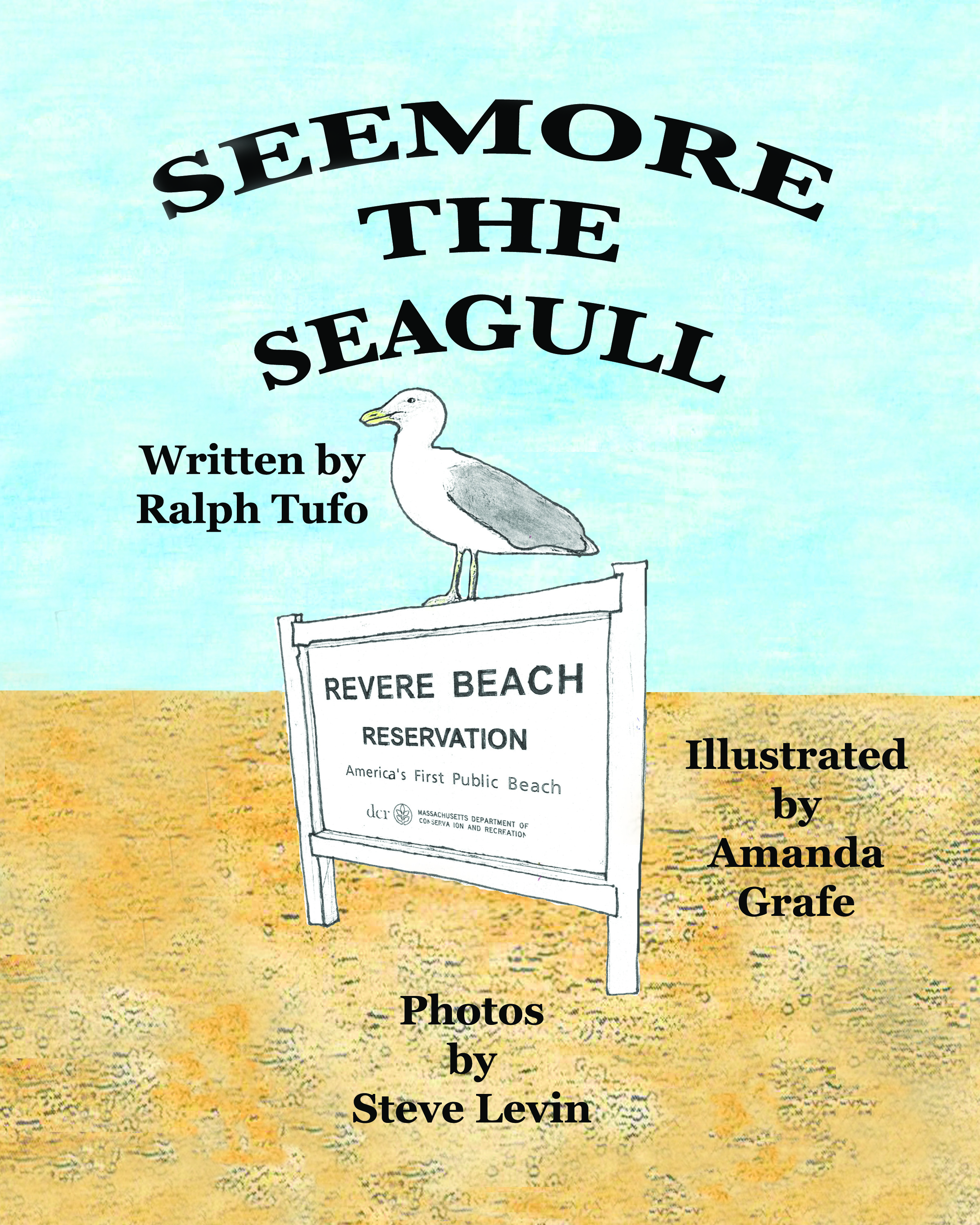 Seemore the Seagull